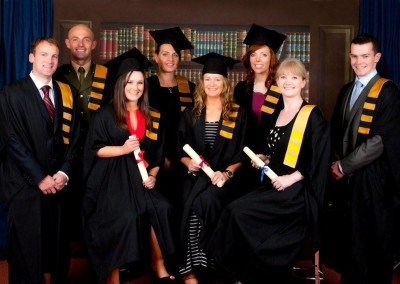 UL CEHF Grad Galway 2013