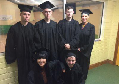 Gorey LES Graduation