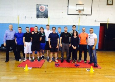 Waterford CEHF Newly Qualified Fitness Instructors