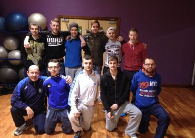Letterkenny Sport, Recreation and Exercise 2015